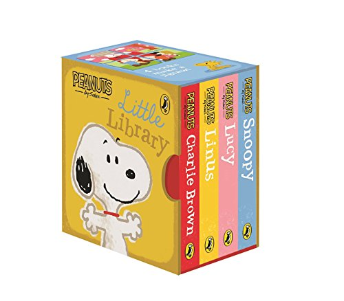 9780141356457: Peanuts Little Library