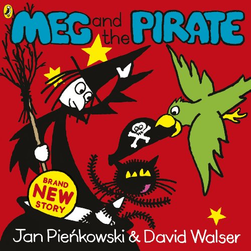 9780141356723: Meg and the Pirate (Meg and Mog)