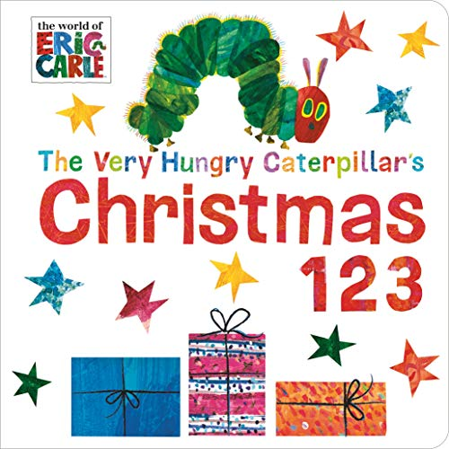 9780141356730: Very Hungry Caterpillar's Christmas 123