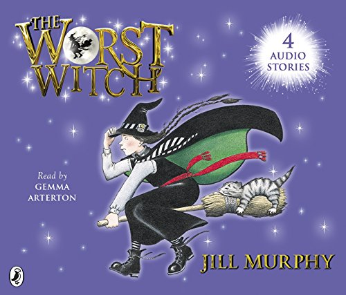 9780141356969: The Worst Witch Strikes Set of 6 Cds (unabridged)