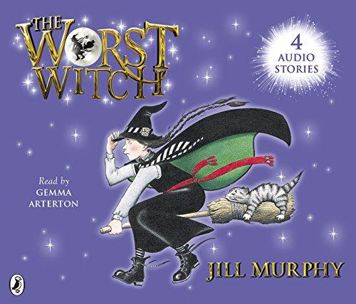 9780141356969: The Worst Witch Strikes Set of 6 Cds (unabridged)
