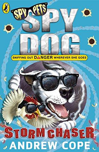 9780141357157: Spy Dog: Storm Chaser