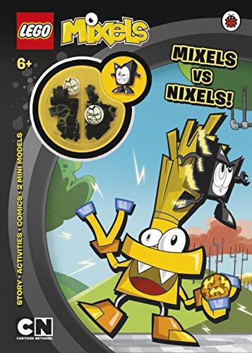 9780141357201: LEGO Mixels: Mixels vs Nixels Activity Book with Miniset
