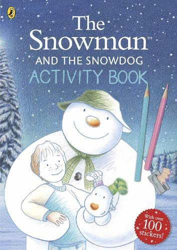 9780141357249: The Snowman and the Snowdog Activity Book: The Snowman and the Snowdog Activity BookThe Snowman and the Snowdog Activity Bo