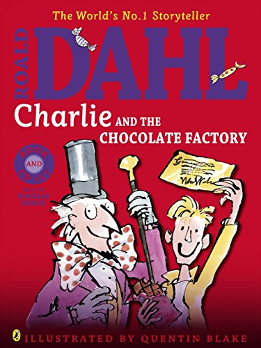 9780141357317: Charlie and the Chocolate Factory (Colour book and CD)
