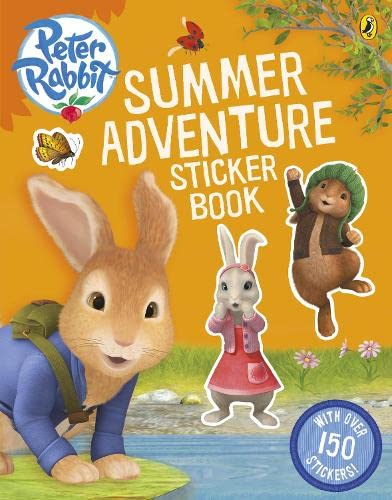 9780141357379: Peter Rabbit Animation Summer Adventure Sticker Book
