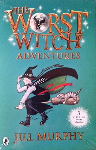 9780141357416: Worst Witch Adventures Box Set (The Worst Witch, The Worst Witch Strikes Again, A Bad Spell for The Worst Witch)