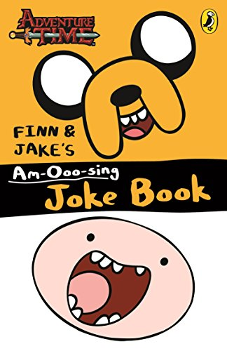 9780141357706: Adventure Time: Finn and Jake's Am-Ooo-sing Joke Book