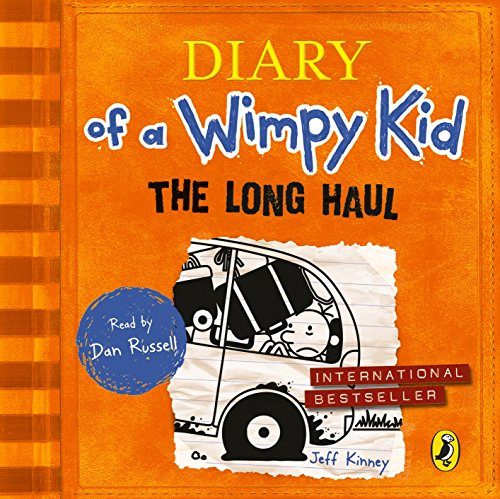 9780141357805: The Long Haul (Diary of a Wimpy Kid book 9)