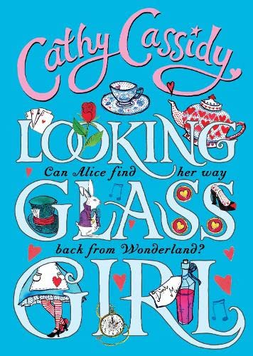 9780141358055: Looking Glass Girl Ome