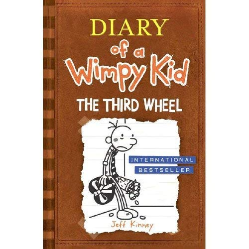 9780141358086: Diary of a Wimpy Kid 7 : The Third Wheel