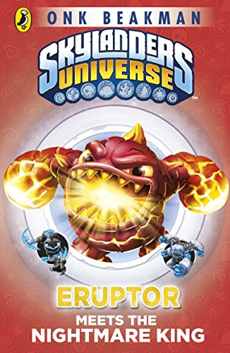 Skylanders Mask of Power: Erup