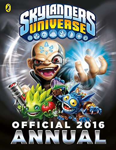 9780141358512: Skylanders Official Annual 2016