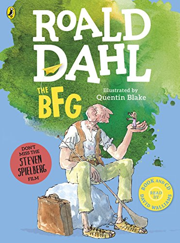 9780141358659: The BFG (Colour Edition & CD)