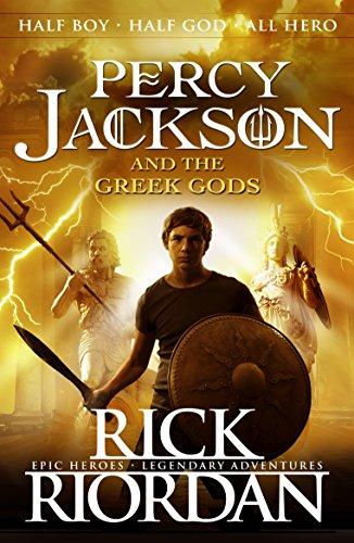 9780141358680: Percy Jackson and the Greek Gods (Percy Jackson's Greek Myths)
