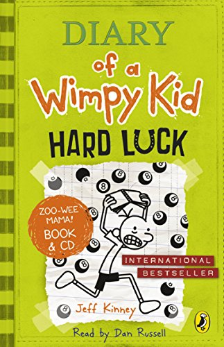 9780141358710: Diary Of A Wimpy Kid. Hard Luck(+ CD)