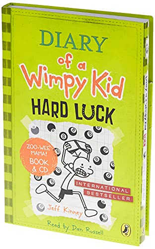 9780141358710: Diary of a Wimpy Kid: Hard Luck book & CD