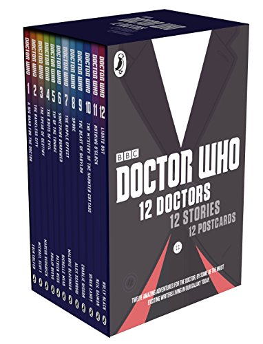 9780141359717: Doctor Who: 12 Doctors, 12 Stories Slipcase Edition