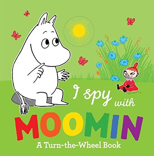 9780141359908: I Spy With Moomin