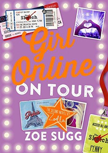 9780141359953: Girl Online : On tour