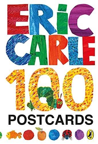 9780141360256: Eric Carle: 100 Postcards