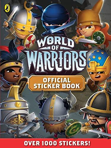 9780141360317: World of Warriors Official Sticker Book