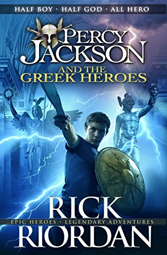 9780141360515: Percy Jackson and the Greek Heroes