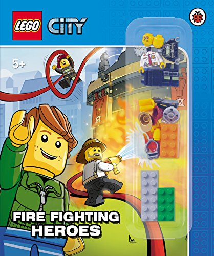 9780141360522: LEGO CITY: Fire Fighting Heroes Storybook