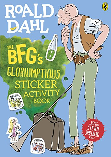 9780141361529: The Bfg Sticker. Activity Book (Bfg Film Tie in)