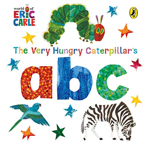9780141361673: The Very Hungry Caterpillar's abc