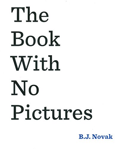 9780141361789: Book with No Pictures
