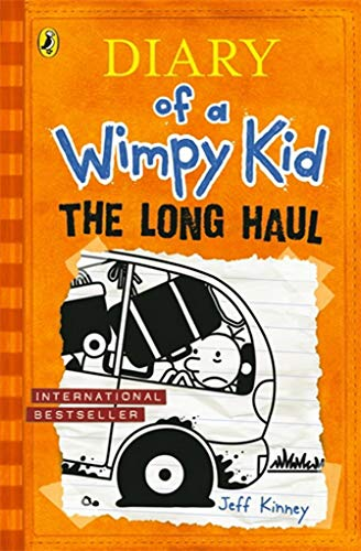 9780141361819: Diary Of A Wimpy Kid 9. The Long Haul