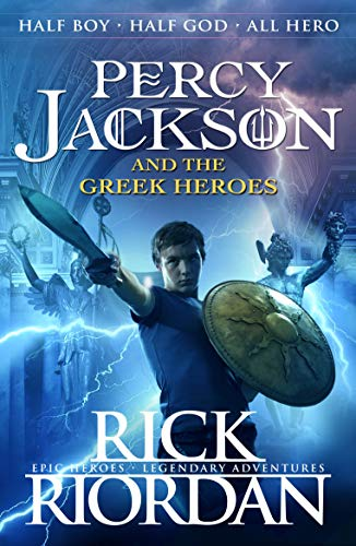 9780141362250: Percy Jackson and the Greek Heroes (Percy Jackson's Greek Myths)