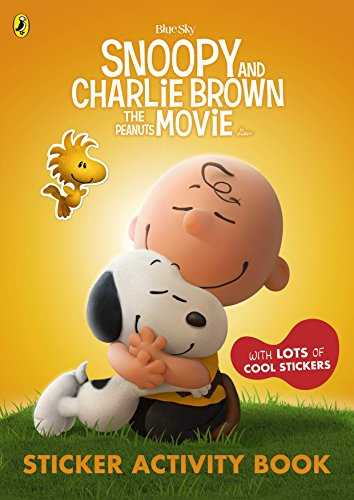 9780141362687: The Peanuts Movie Sticker Activity Book