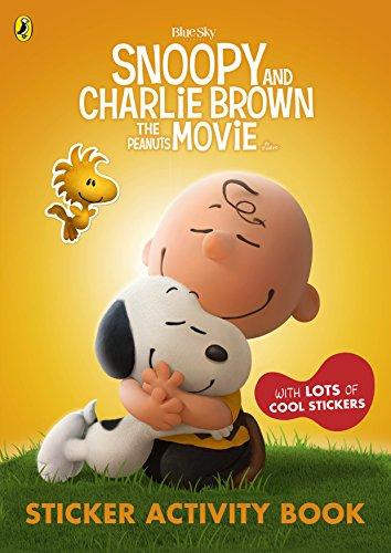 9780141362687: The Peanuts Movie Sticker Activity Book