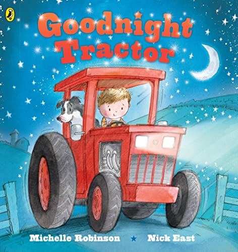 9780141362779: Goodnight Tractor