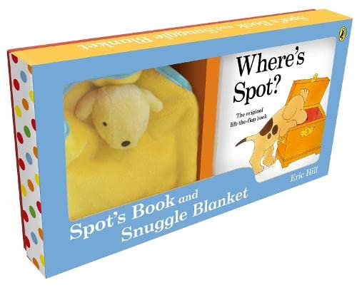 9780141362854: Spot's Book and Snuggle Blanket