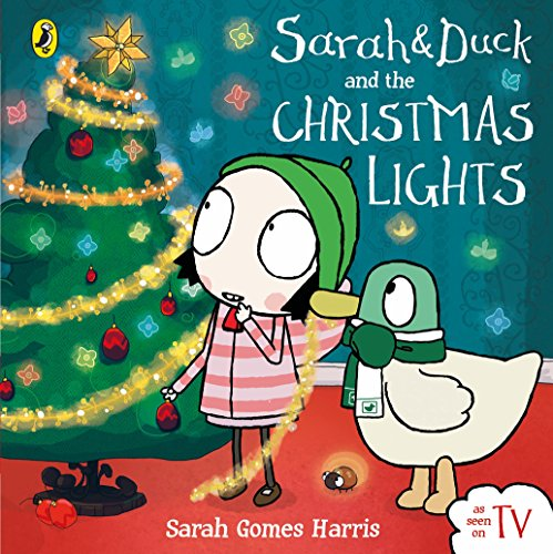 9780141362915: Sarah and Duck and the Christmas Lights