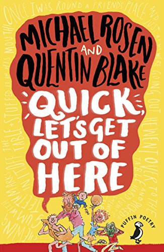 9780141362977: Quick, Let's Get Out of Here (Puffin poetry)