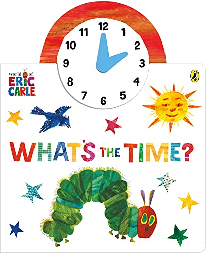 9780141363752: The World of Eric Carle: What's the Time?