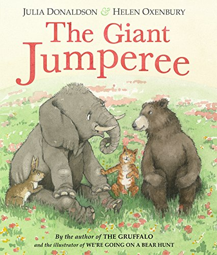 The Giant Jumperee: Donaldson, Julia