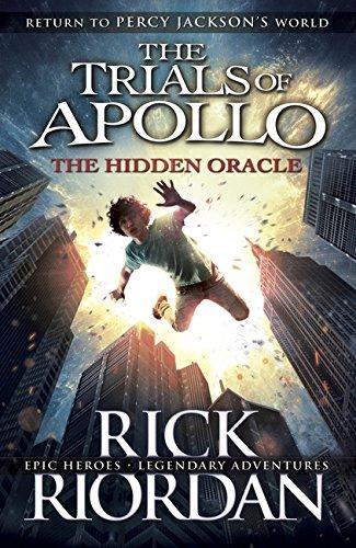 9780141363912: Hidden Oracle (The Trials of Apollo)