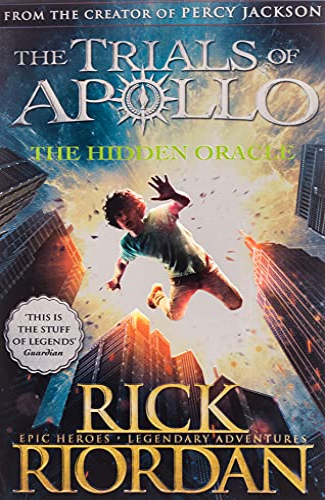9780141363929: The Hidden Oracle (The Trials of Apollo Book 1)