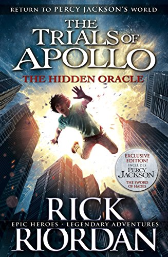 9780141363936: The Hidden Oracle (The Trials of Apollo)