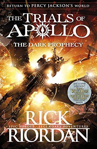 9780141363974: The Dark Prophecy. The Trials Of Apollo - Book 2