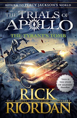 9780141364056: The Tyrant'S Tomb (The Trials Of Apollo Bk 4)