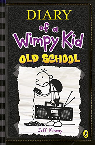 9780141364728: Diary of a Wimpy Kid: Old School (Diary of a Wimpy Kid Book 10)