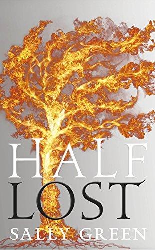 9780141364841: Half Lost