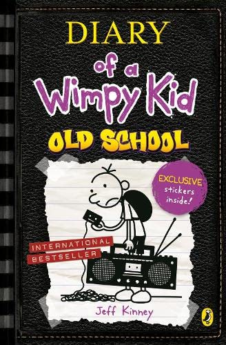 9780141365091: Old School (Diary of a Wimpy Kid Book 10).