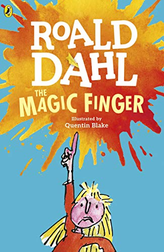 9780141365404: The Magic Finger